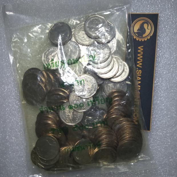 เหรียญ 5 บาท 2559 ยกถุง UNC